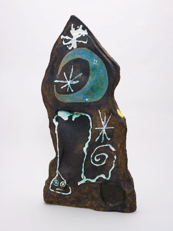 Joan Miró, Spanish, Stone, 1955 | Art Institute Chicago