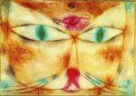 Paul Klee, Cat & Bird, 1928