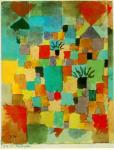 Paul Klee, southern Tunisian Gardens, 1919