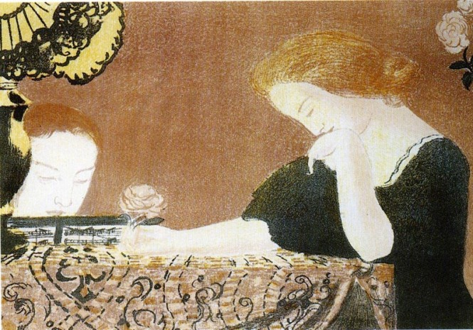 Artistic Inspiration: Maurice Denis (French, 1870-1943)