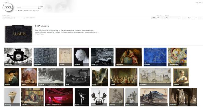 Réunion des Musées Nationaux Grand Palais: Albums - http://bit.ly/rmngp-albums